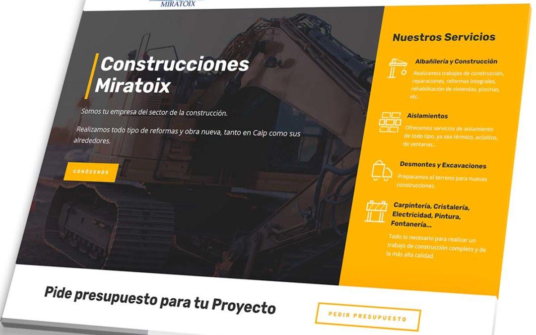 Construcciones Miratoix