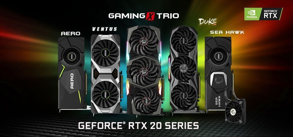 GeForce RTX – Ray tracing y DLSS para Gamers