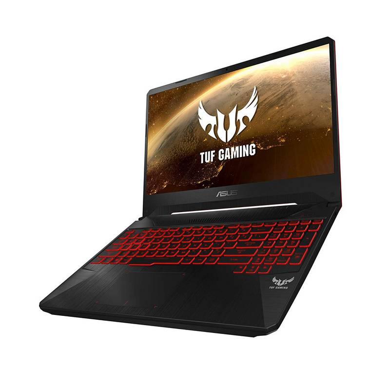 Asus TUF Gaming FX505 - Portátiles 2019 2