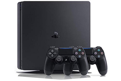 Playstation 4 (PS4) - Consola 500 Gb + 2 Mandos Dual Shock 4 + Contenido Fortnite (Edición Exclusiva Amazon) 2