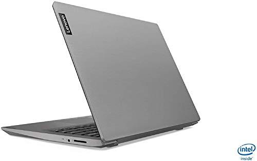 "Lenovo S145-15IWL - Ordenador portátil 15.6"" HD (Intel Core i3-8145U, 4GB RAM, 256GB SSD, Intel UHD Graphics, sin sistema operativo) Gris - Teclado QWERTY español 5"