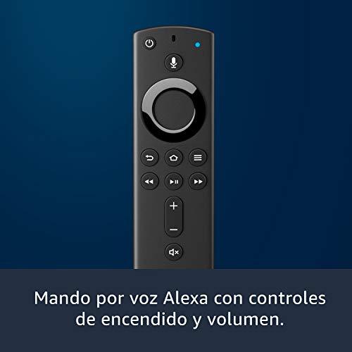 Fire TV Stick 4K Ultra HD con mando por voz Alexa de última generación | Reproductor de contenido multimedia en… 4