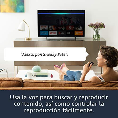 Fire TV Stick 4K Ultra HD con mando por voz Alexa de última generación | Reproductor de contenido multimedia en… 5