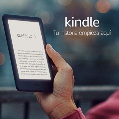 Kindle, ahora con luz frontal integrada, blanco 9