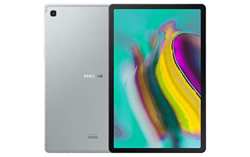 "Samsung Galaxy Tab S5e - Tablet de 10.5"" UltraHD (WiFi + 4G, Procesador Octa-Core, 4GB de RAM, 64GB de Almacenamiento, Android 9.0 actualizable) Gris 1"