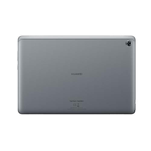 "HUAWEI MediaPad M5 Lite - Tablet de 10.1"" (Wifi, RAM de 4GB, ROM de 64GB, Android 8.0) - Color Gris 2"