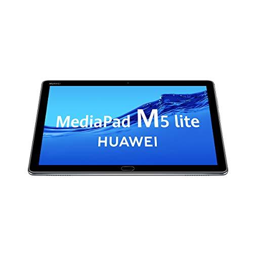 "HUAWEI MediaPad M5 Lite - Tablet de 10.1"" (Wifi, RAM de 4GB, ROM de 64GB, Android 8.0) - Color Gris 3"