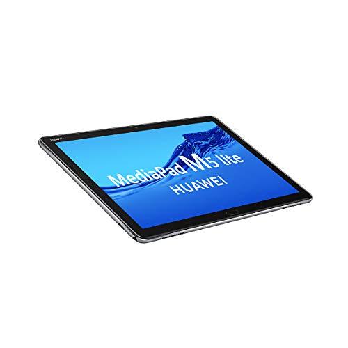 "HUAWEI MediaPad M5 Lite - Tablet de 10.1"" (Wifi, RAM de 4GB, ROM de 64GB, Android 8.0) - Color Gris 4"