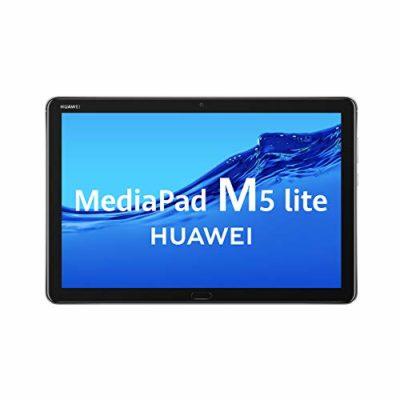 "HUAWEI MediaPad M5 Lite - Tablet de 10.1"" (Wifi, RAM de 4GB, ROM de 64GB, Android 8.0) - Color Gris 10"