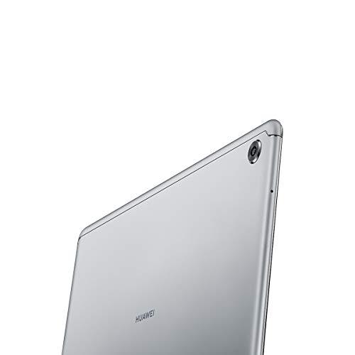"HUAWEI MediaPad M5 Lite - Tablet de 10.1"" (Wifi, RAM de 4GB, ROM de 64GB, Android 8.0) - Color Gris 7"
