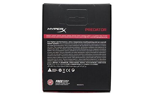 HyperX Predator HX429C15PB3AK2/16 Memoria 2933MHz DDR4 CL15 DIMM XMP 16GB Kit (2x8GB) RGB 6