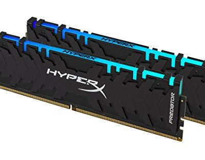 HyperX Predator HX429C15PB3AK2/16 - Kit de Memoria RAM (DDR4 16GB, 2x 8GB, 2933MHz CL15 DIMM XMP RGB) 4