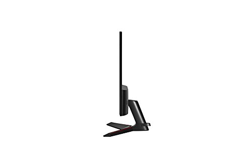 "LG 27MP59G-P - Monitor Gaming FHD de 68, 6 cm (27"") con Panel IPS (1920 x 1080 píxeles, 16:9, 1 ms con MBR, 75Hz, 250 cd/m², 1000:1, sRGB >99%, D-SUB x1, HDMI x1, DP x1) Color Negro 5"