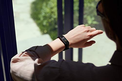 Xiaomi Mi Smart Band 4 - Tracker de actividad física con medidor de frecuencia cardíaca - Negro - Unisex 4