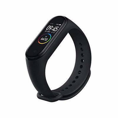 Xiaomi Mi Smart Band 4 - Tracker de actividad física con medidor de frecuencia cardíaca - Negro - Unisex 10