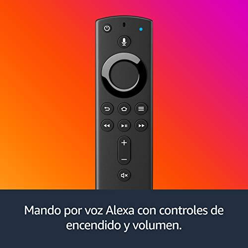 Fire TV Stick 4K Ultra HD con mando por voz Alexa de última generación | Reproductor de contenido multimedia en… 3