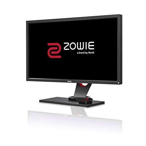"""BenQ ZOWIE XL2411K - Monitor Gaming de 24"""" FHD (144 Hz, 1080p, 1 ms, regulación Flexible de Altura e inclinación, XL Setting to Share, DyAc, 120Hz compatible para PS5 y Xbox Series X) Gris Oscuro 4"""