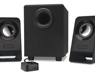 Logitech Z213 Altavoces multimedia ANALOG UK 8