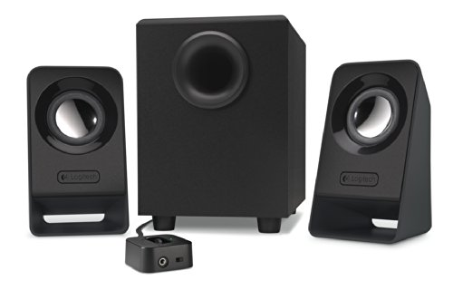 Logitech Z213 Altavoces multimedia ANALOG UK 1