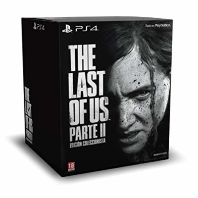The Last of us Parte II Collector Edition 4