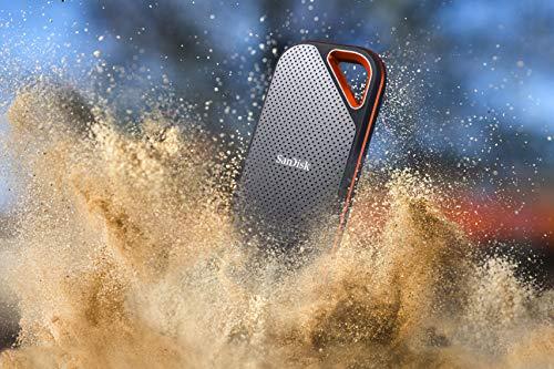 SanDisk Extreme SSD portátil 1TB - hasta 550MB/s Velocidad de Lectura 6