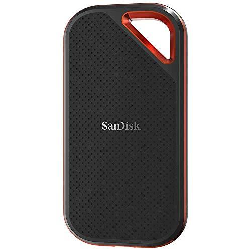 SanDisk Extreme SSD portátil 1TB - hasta 550MB/s Velocidad de Lectura 1