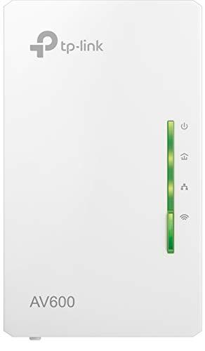 TP-Link TL-WPA4220-1 Adaptadores de Comunicación por Línea Eléctrica (WiFi AV 600 Mbps, PLC con WiFi, Extensor… 3