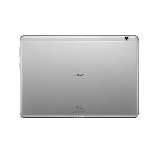 Huawei Media Pad T5 Tablet de 10,1 Pulgadas Full HD (Android 8.0, EMUI 8.0, 16 GB) Negro LTE RAM DE 2 GB Negro + Tarjeta… 2
