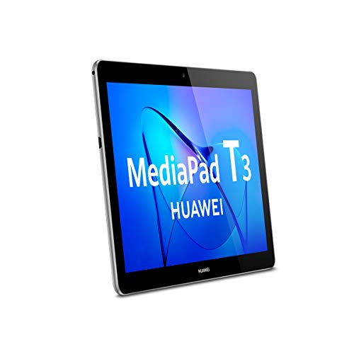 Huawei Media Pad T5 Tablet de 10,1 Pulgadas Full HD (Android 8.0, EMUI 8.0, 16 GB) Negro LTE RAM DE 2 GB Negro + Tarjeta… 4