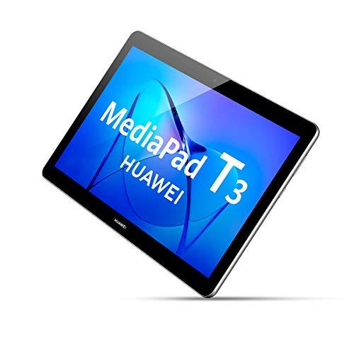 Huawei Media Pad T5 Tablet de 10,1 Pulgadas Full HD (Android 8.0, EMUI 8.0, 16 GB) Negro LTE RAM DE 2 GB Negro + Tarjeta… 5