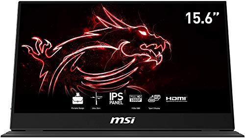 "MSI Optix G241 - Monitor Gaming de 24"" FullHD 144Hz (1920 x 1080p, Panel IPS, ratio 16:9, brillo 250nits,1 ms de respuesta, AMD FreeSync) Negro 2"