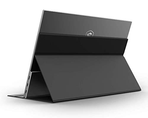 "MSI Optix G241 - Monitor Gaming de 24"" FullHD 144Hz (1920 x 1080p, Panel IPS, ratio 16:9, brillo 250nits,1 ms de respuesta, AMD FreeSync) Negro 5"