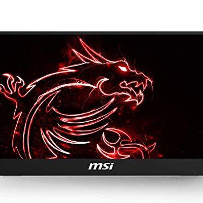 "MSI Optix G241 - Monitor Gaming de 24"" FullHD 144Hz (1920 x 1080p, Panel IPS, ratio 16:9, brillo 250nits,1 ms de respuesta, AMD FreeSync) Negro 8"