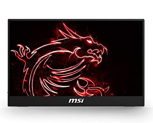 "MSI Optix G241 - Monitor Gaming de 24"" FullHD 144Hz (1920 x 1080p, Panel IPS, ratio 16:9, brillo 250nits,1 ms de respuesta, AMD FreeSync) Negro 1"