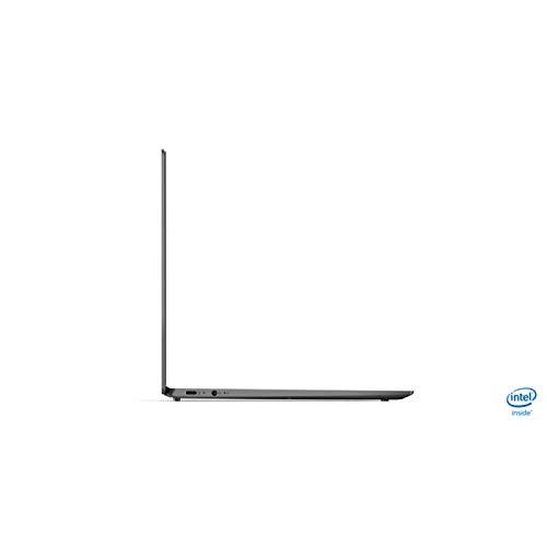 "Lenovo Yoga S730 - Ordenador portátil Ultrafino 13.3"" FullHD (Intel Core i7-8565U, 8GB RAM, 512GB SSD, Intel UHD Graphics 620, Windows 10 Home) Gris - Teclado QWERTY Español 2"