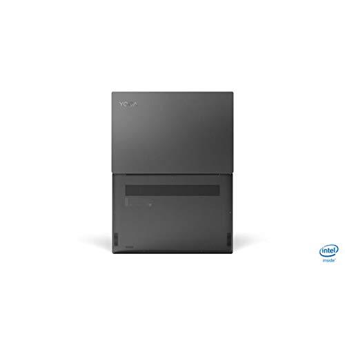 "Lenovo Yoga S730 - Ordenador portátil Ultrafino 13.3"" FullHD (Intel Core i7-8565U, 8GB RAM, 512GB SSD, Intel UHD Graphics 620, Windows 10 Home) Gris - Teclado QWERTY Español 3"