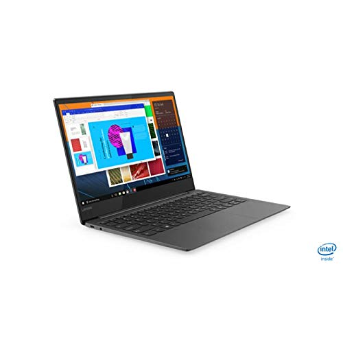 "Lenovo Yoga S730 - Ordenador portátil Ultrafino 13.3"" FullHD (Intel Core i7-8565U, 8GB RAM, 512GB SSD, Intel UHD Graphics 620, Windows 10 Home) Gris - Teclado QWERTY Español 4"