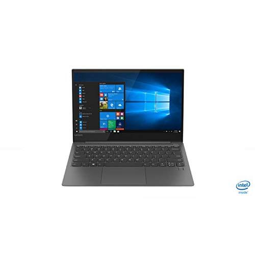 "Lenovo Yoga S730 - Ordenador portátil Ultrafino 13.3"" FullHD (Intel Core i7-8565U, 8GB RAM, 512GB SSD, Intel UHD Graphics 620, Windows 10 Home) Gris - Teclado QWERTY Español 1"