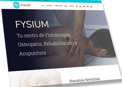 Fysium – Fisioterapia en Calp