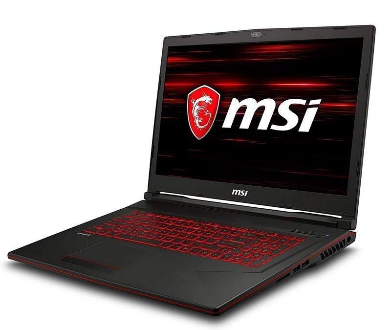 Portátil Gaming MSI GL73 | i7 – 8GB RAM – 256GB SSD